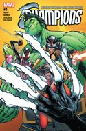 Champions Vol. 2 (Comic Book) #4