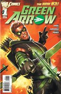 Green Arrow vol. 5 (2011-2016) (Comic Book) #1