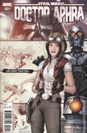 Star Wars: Doctor Aphra (Variant Cover) (Comic Book) #1.3