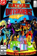 Batman and the Outsiders (1983-1987) (Comic Book) #8