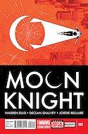 Moon Knight Vol. 5 (2014-2015) #2