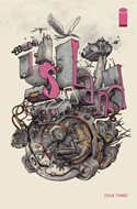 Island (Comic-book) #3