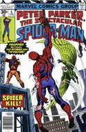 The Spectacular Spider-Man Vol. 1 (Saddle-stitched) #5
