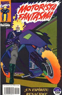Motorista Fantasma (1991-1994) (Grapa 24 pp) #1