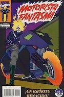 Motorista Fantasma (1991-1994) (Grapa. 17x26. 24 páginas. Color. (1991-1994).) #1