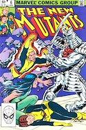The New Mutants (Comic Book) #6
