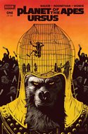 Planet of the Apes: Ursus (Comic Book) #1