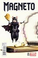 Magneto Vol. 3 (Comic-book) #1.1