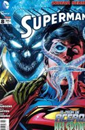 Superman (2012-2017) (Grapa) #8