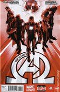 New Avengers Vol. 3 (2013 -2015 ) (Comic-Book) #6