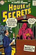 The House of Secrets (Comic Book) #4