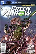 Green Arrow vol. 5 (2011-2016) (Comic Book) #7