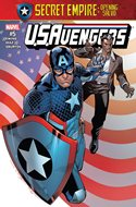 U.S. Avengers (Grapa) #5