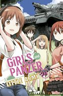 Girls und Panzer - Little Army (Rústica) #1