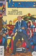 Los Vengadores Vol. 1 (Retapado Rústica. 1983-1994) #0.3