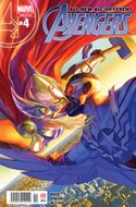 All-New All-Different Avengers (2016-2017) (Grapa) #4