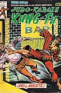 Relatos salvajes. Artes marciales Judo - Kárate - Kung Fu (1981-1982) (Rústica 52-60 pp) #3