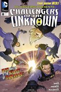 DC Universe Presents (Comic Book) #8