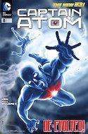 Captain Atom The New 52! (2011-2012) (Grapa) #8