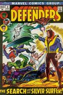 The Defenders vol.1 (1972-1986) (Grapa, 32 págs.) #2