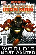 The Invincible Iron Man (Vol. 1 2008-2012) (Comic Book) #8
