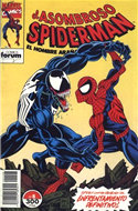 El Asombroso Spiderman vol. 1 (1994) (Grapa. 17x26. 48 páginas. Color.) #8