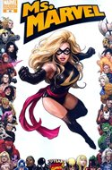 Ms. Marvel Vol. 2 (2006-2010 Variant Cover) (Comic Book) #43