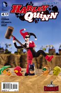 Harley Quinn Vol. 2 #4.1