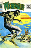El Hombre Lobo / Werewolf (1974-1976) (Rústica 40 pp) #3