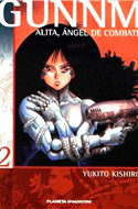 Gunnm. Alita, ángel de combate (192 pág. B/N) #2