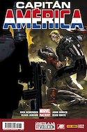 Capitán América vol. 8 (2011-) (Grapa) #32