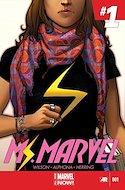 Ms. Marvel (Vol. 3 2014-2015) (Grapa) #1