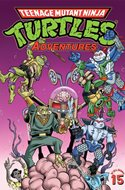 Teenage Mutant Ninja Turtles Adventures (TPB) #15