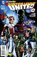 Justice League United (2014-2016) (Comic Book) #0
