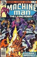 Machine Man Vol. 1 (Comic Book) #8