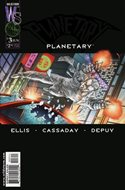 Planetary (Comic-book) #3
