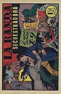 Agente secreto X-9 (Grapa (1941)) #9