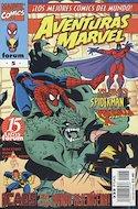 Aventuras Marvel (Grapa. 24 páginas.) #5