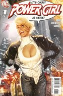 Power Girl (2009 - 2011) (saddle-stitched) #1.1