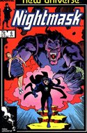Nightmask (Comic-book.) #6