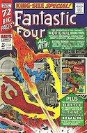Fantastic Four Annual (Comic Book.) #4
