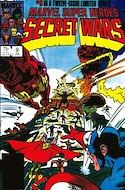 Marvel Super Heroes Secret Wars (Comic Book) #9