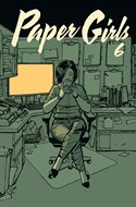 Paper Girls (Grapa 32 pp) #6