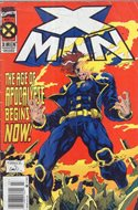 X-Man (Comic-Book) #1