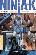 Ninja-K (Comic Book) #2