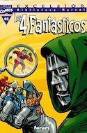 Biblioteca Marvel: Los 4 Fantásticos (1999-2001) (Rústica 160 pp) #03