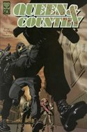 Queen & Country (Comic Book) #8