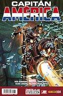Capitán América vol. 8 (2011-) (Grapa) #34