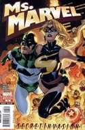 Ms. Marvel Vol. 2 (2006-2010 Variant Cover) (Comic Book) #25