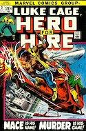 Hero for Hire/Power Man Vol.1 (1972-1978) (Grapa, 32 págs.) #3